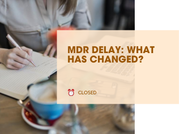 MDR DELAY: WHAT HAS CHANGED?